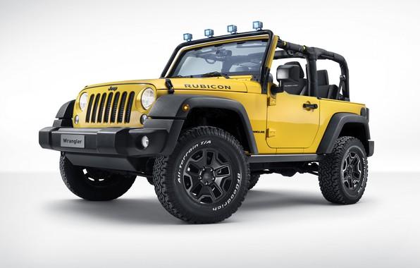 Картинка Джип, Jeep, Jeep Wrangler Rubicon