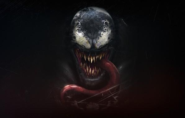 Картинка Art, Comics, Illustration, MARVEL, Concept Art, Venom, Comics Art, Jens Fiedler, MARVEL Art, by Jens …