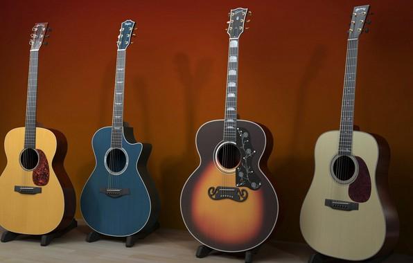 Картинка музыка, гитара, струны, инструменты