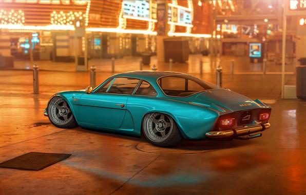 Картинка Авто, Игра, Машина, Concept Art, Alpine, Vehicles, Game Art, Gran Turismo Sport, A110, Transport, Transport ...