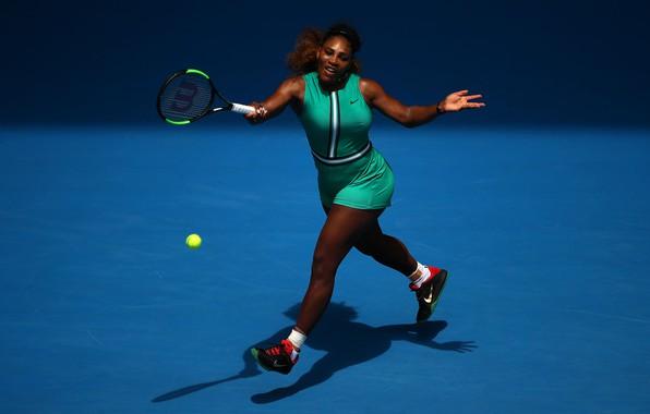 Картинка Williams, Legend, Tennis, WTA, Serena, Serena Williams, Australia Open 2019