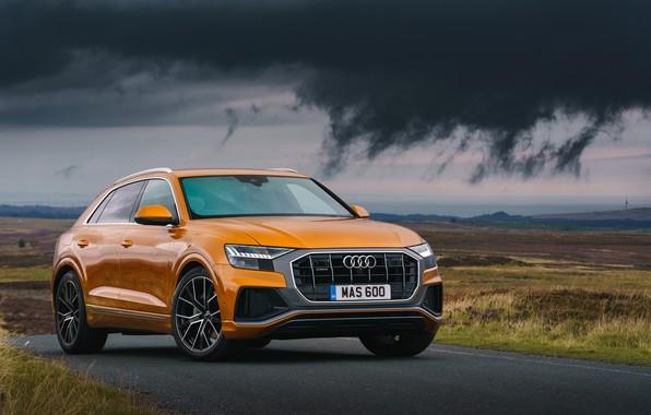 Картинка Audi, Audi q8