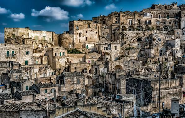 Картинка Italy, Basilicata, Irsina