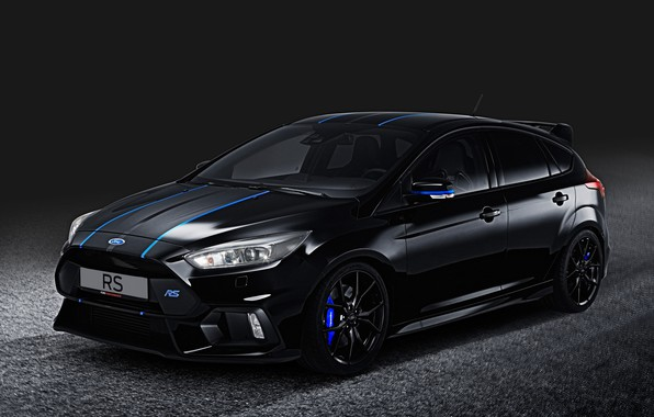 Картинка Ford, Performance Parts, 2017, Focus RS