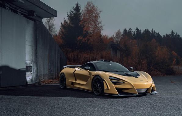 Картинка McLaren, суперкар, 2018, Novitec, N-Largo, 720S