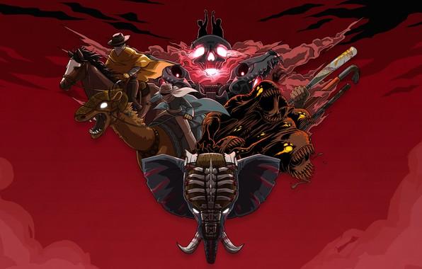 Картинка Music, Cover, Monstercat, RIOT, Dogma Resistance