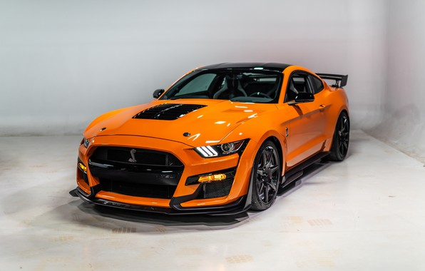 Картинка Mustang, Ford, Shelby, GT500, 2020