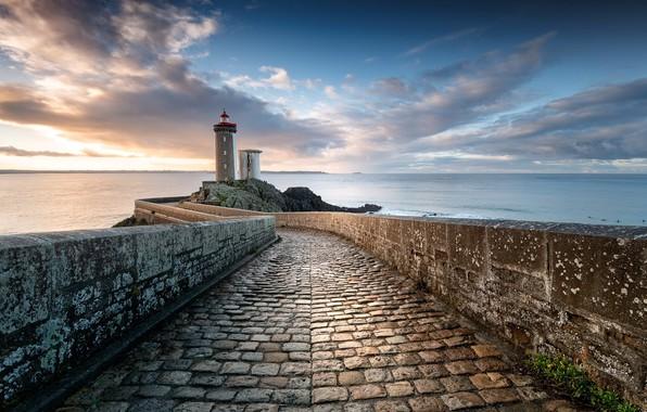 Картинка lighthouse, Bretagne, Jerez de Los Caballeros