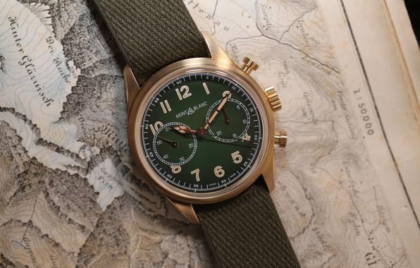 Картинка Монблан, Swiss Luxury Watches, Montblanc, швейцарские наручные часы класса люкс, analog watch, Montblanc 1858 Automatic …