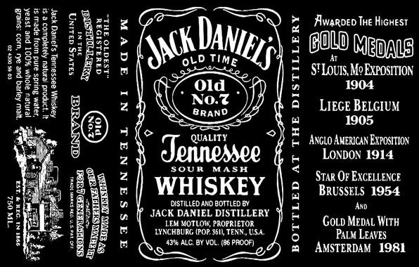 Картинка Logo, Whiskey, Poster