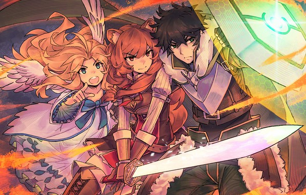 Картинка anime, art, tate no yuusha no nariagari