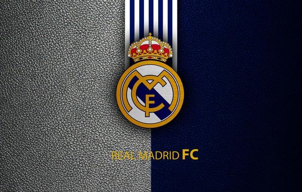 Картинка Logo, Football, Sport, Soccer, Emblem, Real Madrid CF