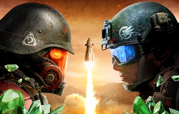 Картинка game, Command & Conquer, 2018, Electronic Arts, Command & Conquer: Rivals