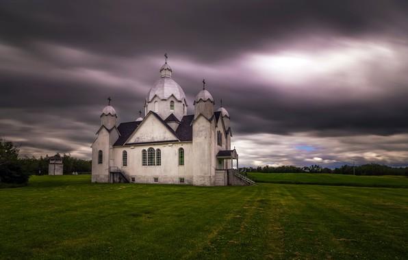 Картинка Canada, Summer, Religious Facility, Ukrainian Catholic Church