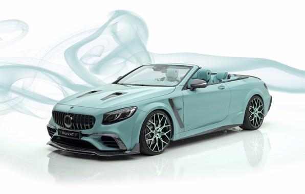 Картинка Mansory, S63 AMG, Mercedes- Benz, 2019, Apertus Edition