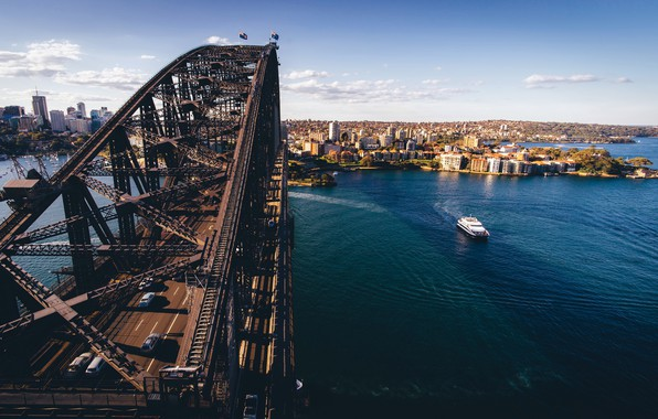 Картинка Sydney, New South Wales, The Rocks