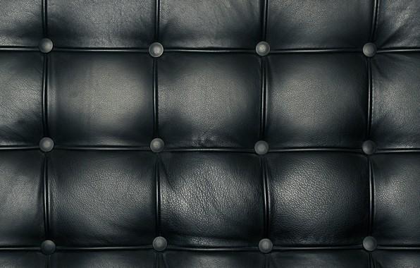 Картинка диван, узор, кожа, спинка