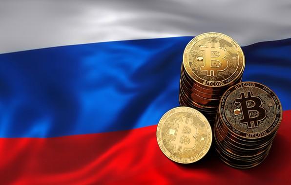 Картинка флаг, монеты, россия, russia, flag, coins, bitcoin, биткоин