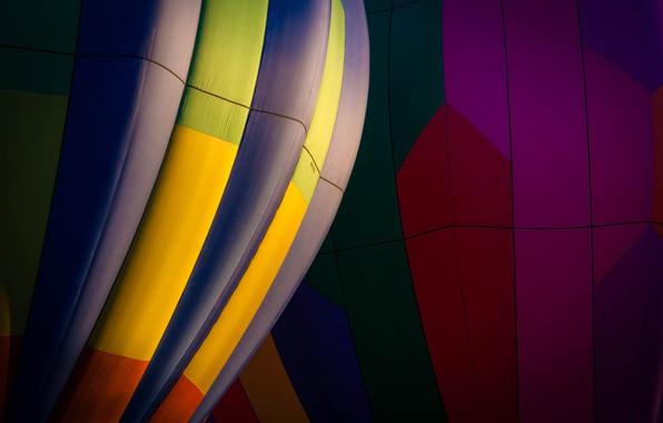 Картинка шары, цвет, форма