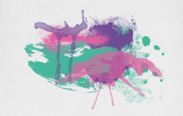 Картинка краски, текстура, акварель, рисование, пятно
