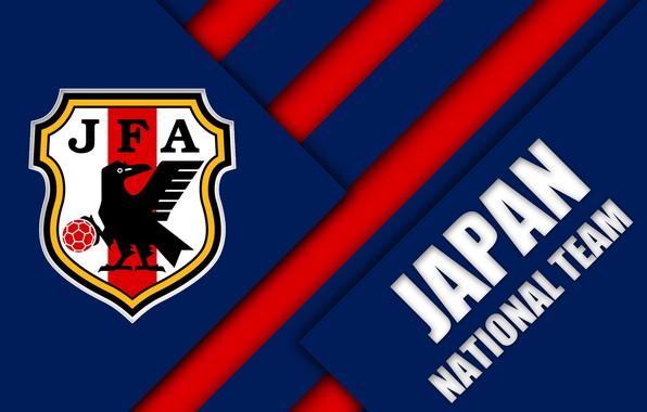 Картинка Japan, Logo, Soccer, FIFA, Emblem, AFC, Japan National Football Team