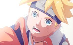 Картинка Naruto, Boruto, Боруто Узумаки