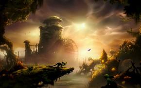 Картинка Ori, Ori and the Will of the Wisps, Moon studios