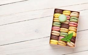 Картинка коробка, печенье, color, миндальное, Evgeny Karandaev