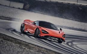 Картинка McLaren, трек, 2020, 765 LT, 765 л.с., 765LT