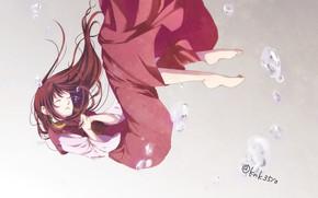 Картинка девушка, Рассвет Йоны, Akatsuki no Yona, Йона, Yona of the Dawn