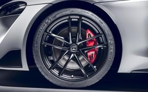 Картинка колесо, Toyota, Supra, 2020, GR Supra, A90, 2.0L