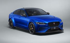 Картинка Jaguar, Touring, 2019, XE SV, Project 8