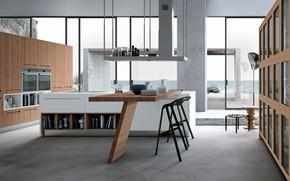 Картинка интерьер, кухня, столовая, Bologna