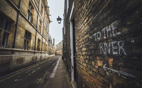 Картинка to the river, улица, город