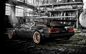 Картинка Авто, BMW, Машина, Рендеринг, Concept Art, BMW M1, Benoit Fraylon, by Benoit Fraylon, GERMAN KNIGHT …