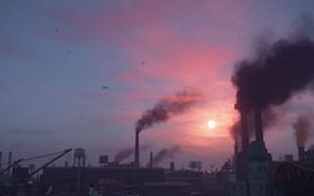 Картинка city, день, the city of lost heaven, Mafia, Hangar 13, Mafia definitive edition, атмосфера города, …