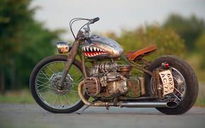 Картинка Bike, Motorbike, Motorcycle