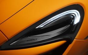 Картинка McLaren, фара, суперкар, 2019, 600LT