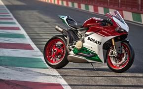 Картинка мотоцикл, байк, Ducati, 2018, Panigale, Final Edition, 1299, Panigale R