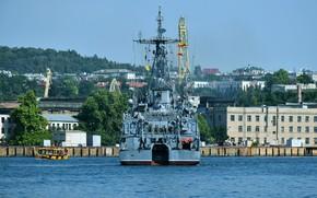 Картинка морской, корма, Севастополь, тральщик, Железняков