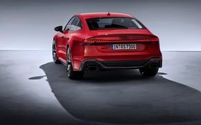 Картинка Audi, вид сзади, Sportback, RS 7, RS7, 2020