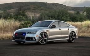 Картинка Audi, Sportback, RS 7, RS7, 2019, AddArmor