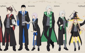 Картинка фон, аниме, персонажи, Fate / Grand Order, Судьба великая кампания