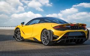 Картинка купе, McLaren, суперкар, V-8, 2021, 765LT, McLaren 765LT
