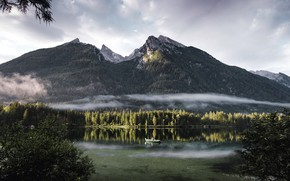 Картинка Germany, Bavaria, Hintersee