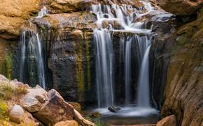 Картинка природа, водопад, красота