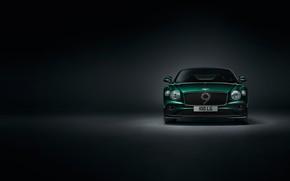 Картинка машина, фары, купе, Bentley, Continental GT, Number 9 Edition, Mulline