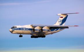 Картинка aircraft, aviation, 2020, Spotting, Ил-76ТД-90, RA-76951, Ilushin, Москва - Домодедово (DME/UUDD), Il-76TD-90, own photo
