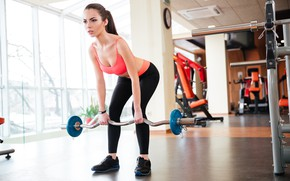 Картинка female, workout, fitness, gym