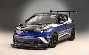 Картинка Concept, Toyota, 2017, C-HR, SEMA 2017, R-Tuned